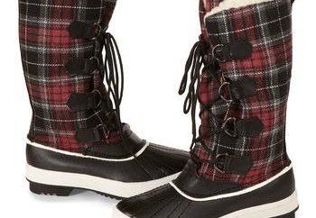Comment choisir Les chaussures? Les chaussures: commentaires