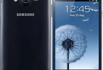 Telefon Samsung Grand Duos: specyfikacje i recenzje