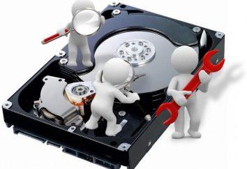 O melhor software de recuperação de disco rígido: descrição, instalação e comentários. Um programa para recuperar arquivos do disco rígido
