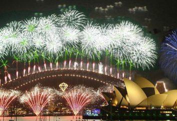 Como celebrar o Ano Novo na Austrália. Costumes e tradições, em conformidade com os moradores locais em feriados do Ano Novo