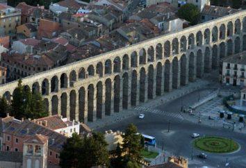 Aquädukt von Segovia – das Erbe der alten Römer. Wann und warum das Aquädukt in Segovia (Spanien) gebaut wurde?