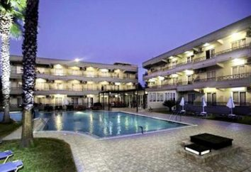 Hotel Dias Studios 3 * (Grèce / Rhodes): évaluation, avis de voyageurs, photo