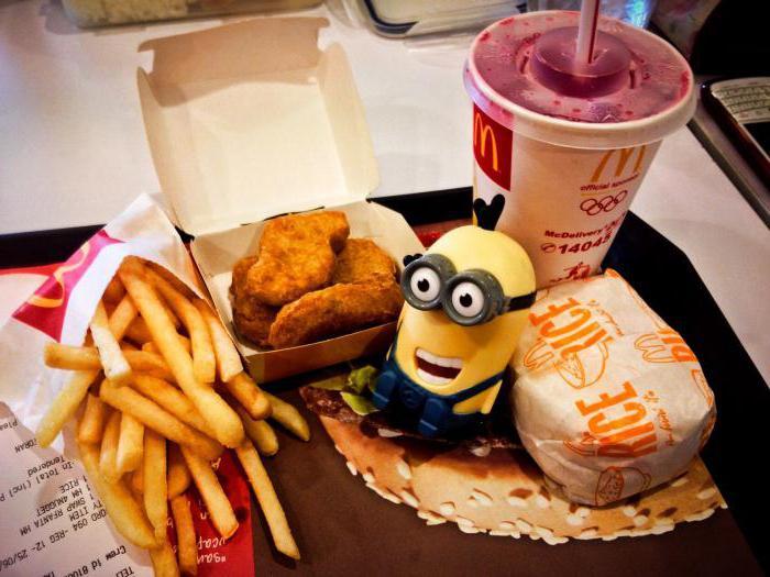 mcdonalds hamburger inhaltsstoffe