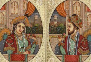 Mumtaz Mahal et Shah Jahan, une histoire d'amour