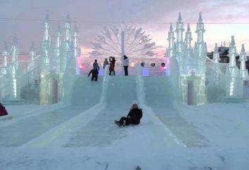 Największa zjeżdżalnia w Moskwie, opis, położenie i opinie