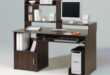d'un bureau confortable avec étagères pour collégien