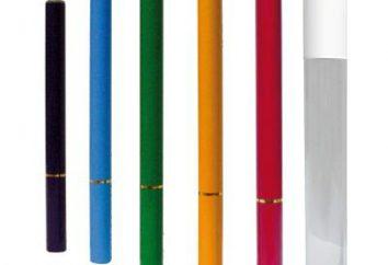 Disposable cigarro eletrônico: assort nos dedos
