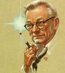 Dzhon Kempbell, uno scrittore di fantascienza americano: biografia, la creatività