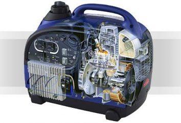 Il generatore inverter: recensioni. Generatori a benzina: prezzo