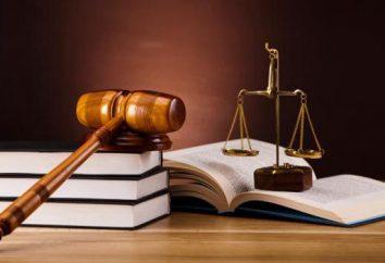 Professions juridiques: avocat, juge, avocat, chercheur, avocat. Caractéristiques, Avantages