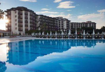 Hotel Sentido Letoonia Golf Resort 5 * (Turquia, Belek): comentários, descrições e comentários