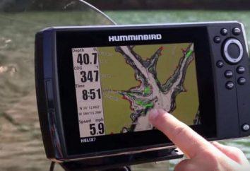 Fischfinder Humminbird: Spezifikationen, Bewertungen, Fotos