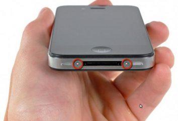 Como desmontar o iPhone 4? Descrição detalhada. Como desmontar o iPhone 4 chinês?