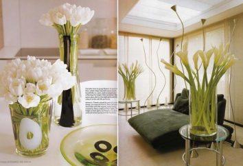 Flowers in interior – un pezzo di natura in casa tua!