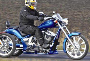 Motocykl Honda Fury: dane techniczne i opinie