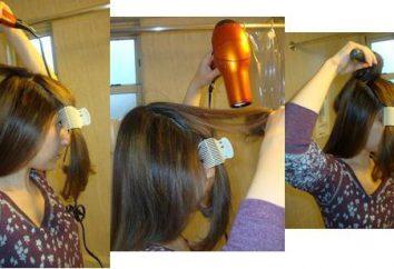 Beau style pour les moyennes et les cheveux longs: idées intéressantes, caractéristiques et recommandations