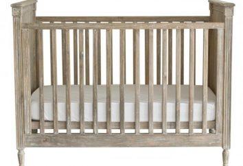 Co trzeba wiedzieć, co się łóżka dla dzieci wykonane z drewna z rękami