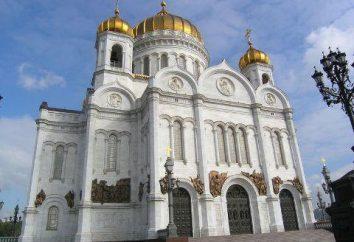 Wie die Kirche von Christus dem Erlöser in Moskau bekommen