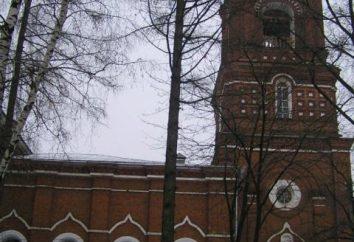 Russisch Gschel: Stadt china