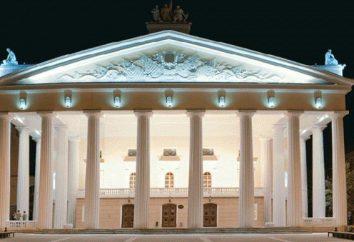 Dramat (Briańsk): historia firmy teatr repertuarowy