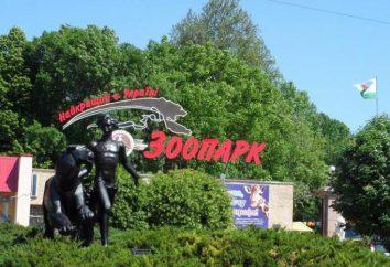 Nikolaev Zoo: Indirizzo, animali