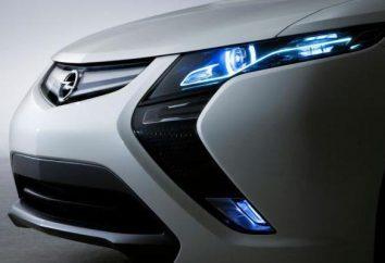 « Opel ampère » – un modèle révolutionnaire de charge « de la prise »