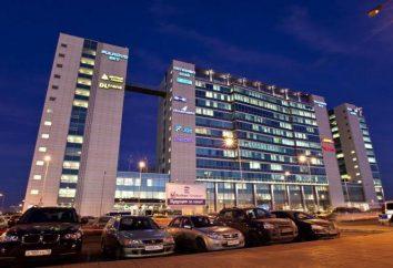"""Centrum biznesowe """"Pułkowo Sky"""": adres, zdjęcia"""