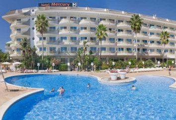 Costa Brava, Mercury Hotel 4 *: fotos, preços e opiniões