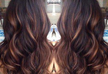 Due tonalità di colore dei capelli: foto, attrezzature e recensioni