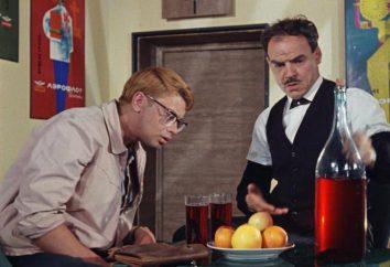 """La película """"The Caucasian Cautive"""" (1966): actores y papeles, la trama, la historia de la creación"""