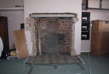 Impostazione del forno nel bagno con camera di combustione esterna con le mani
