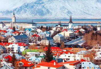 Island Tourismus: Reisen, Touristenattraktionen, beliebte Reiseziele