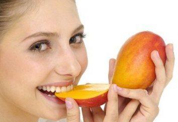 Como comer manga – com ou sem casca? Como manga comer direito?
