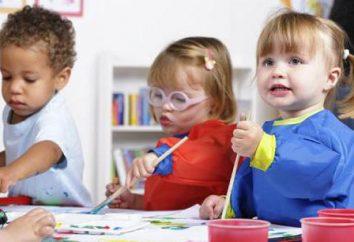 Przedszkola (Korolev), o dobrych i złych opinii