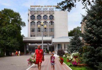 Sanatoria di Zheleznovodsk: indirizzi, numeri di telefono, recensioni