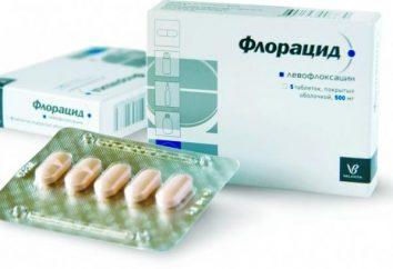 """Lek """"Floratsid"""": instrukcje użytkowania i opis"""