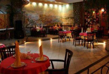 """Ristorante """"salice piangente"""" (Mosca): descrizione, menu, recensioni"""