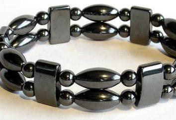 Bransoletki magnetyczne: korzyści i szkody. bransoletki terapeutyczne