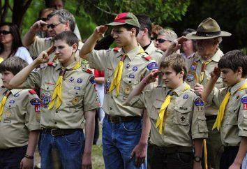 Scout – un jeune scout? Définition, histoire et nuances
