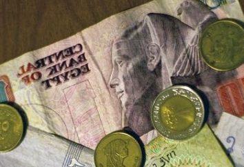 Egito moeda desconhecido