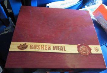 """""""Aeroflot"""": refeições kosher para os passageiros"""