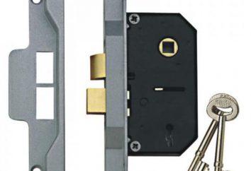 """Cerraduras """"METTEM"""": las especificaciones técnicas y las revisiones. cerradura de combinación mecánica"""