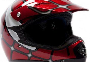 kaski motocyklowe ze szkłem: wskazówki dotyczące wyboru i recenzje