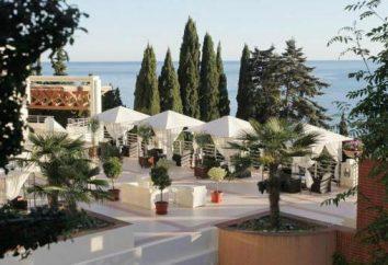 Les meilleurs hôtels à Alushta sur la plage: une vue d'ensemble, description et avis. Crimée, Alushta: Hôtels sur la plage