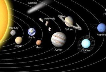 """Der Planet am nächsten zur Erde. Venus und Mars sind die beiden nächsten """"Nachbarn"""" der Erde"""