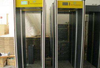 Rama czujek metalowych: konfiguracja, instalacja, instrukcja obsługi i sprzężenie zwrotne