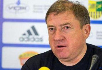 Vyacheslav Grozny: carriera di allenatore e le realizzazioni