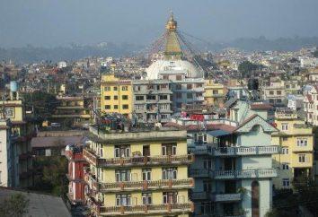 Hauptstadt von Nepal – Asian Florenz
