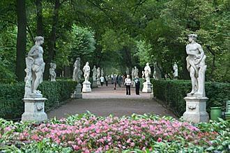 Summer Garden – Pearl Petersburg