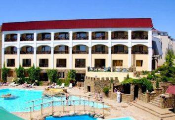 """""""Bastion"""" Hotel (Sudak, Krym). Zdjęcia i opinie"""
